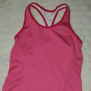 Nike Workout Top Size Small